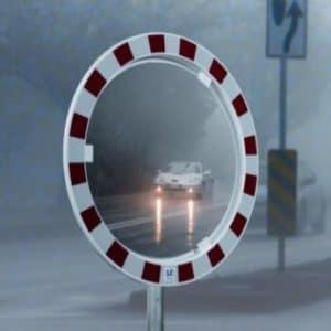 Huurtumaton liikennepeili