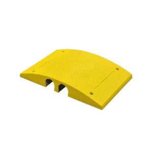 Kaapelisuoja ja letkusuoja, keltainen