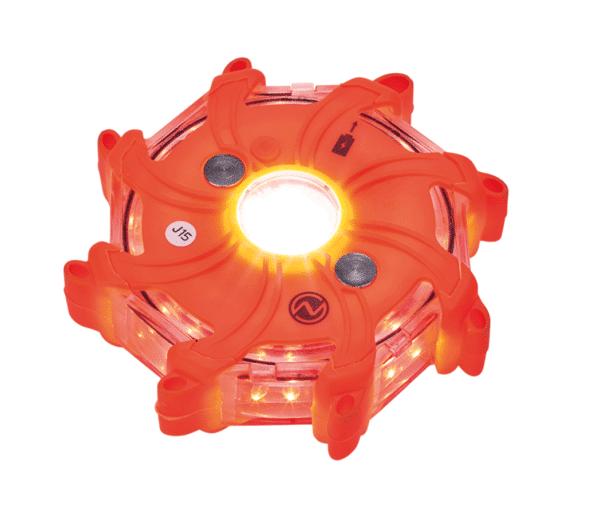 LED-valokiekko
