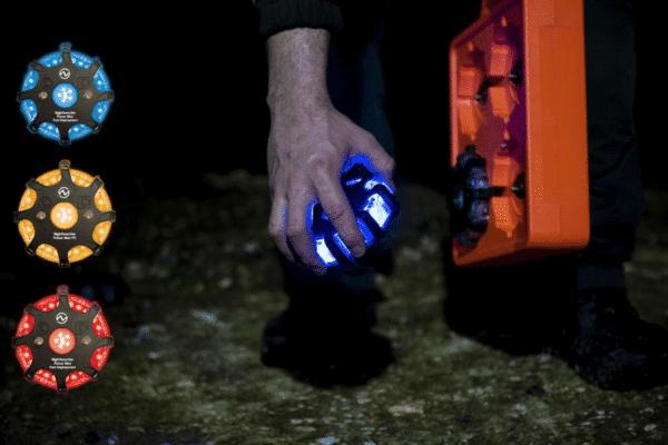 LED-valokiekkosarja