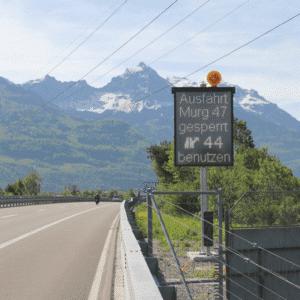 Liikenteenohjausnäyttö