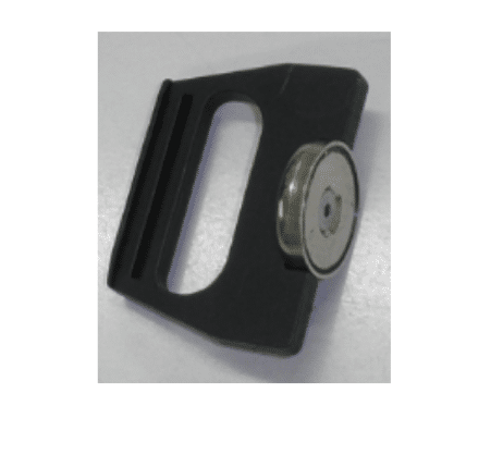 Magneettinen nauhanpää nauhapylväisiin sekä nauhakasetteihin