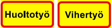 Magneettitarra - Huoltotyö ja Vihertyö