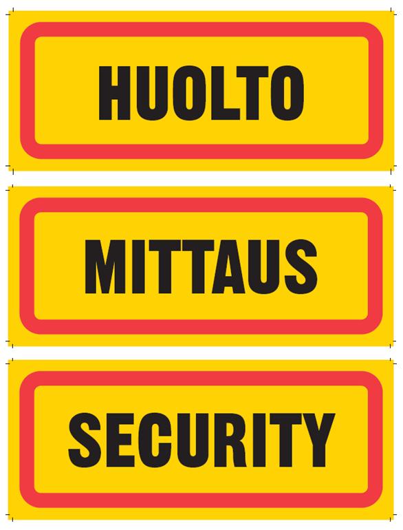 Magneettitarra - Huolto, Mittaus ja Security