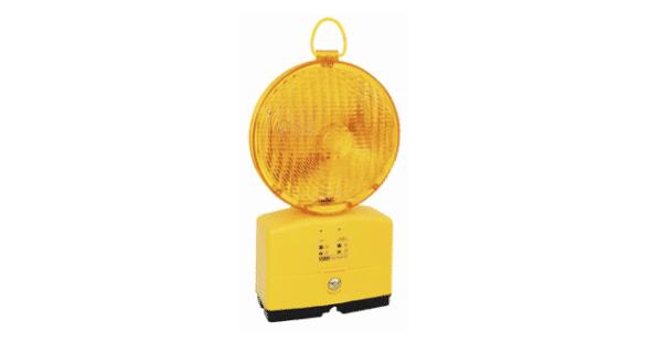 Keltainen varoitusvilkku