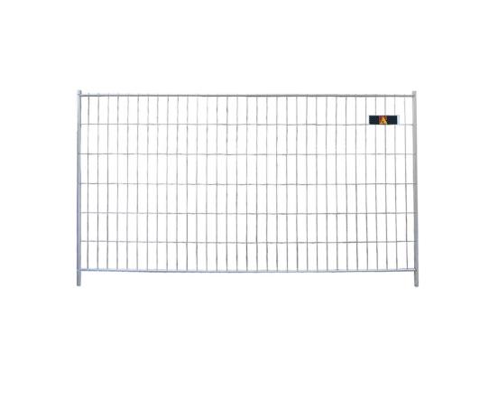 Teräksinen työmaa-aita 2 x 3,5 metriä
