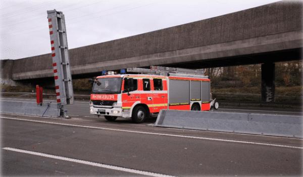 DUO-GATE turvakaideportti ja pelastusajoneuvo