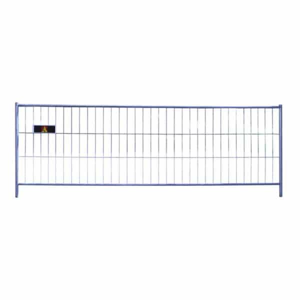 RAKE-työmaan teräsverkkoaita 1.2 x 3.5 m