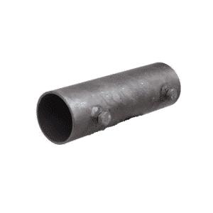 Ulkopuolinen putkijatko teräs 60 mm putkelle