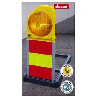 Varoituspylväs QuickFlash LED, taittuva
