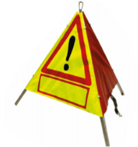 Tielle asetettava varoituslaite, varopakkaus muu vaara -merkillä
